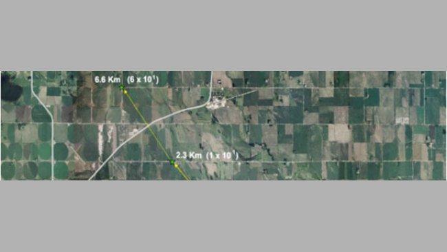 Mapa aéreo