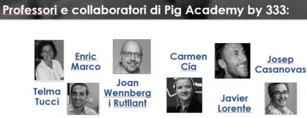 pig academy