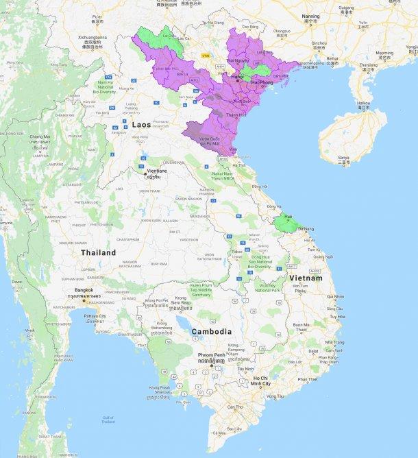 PSA in Vietnam
