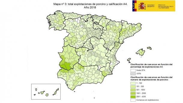 Classificazione delle regioni in base alla percentuale di allevamentiufficialmente indenni da malattia (A4).